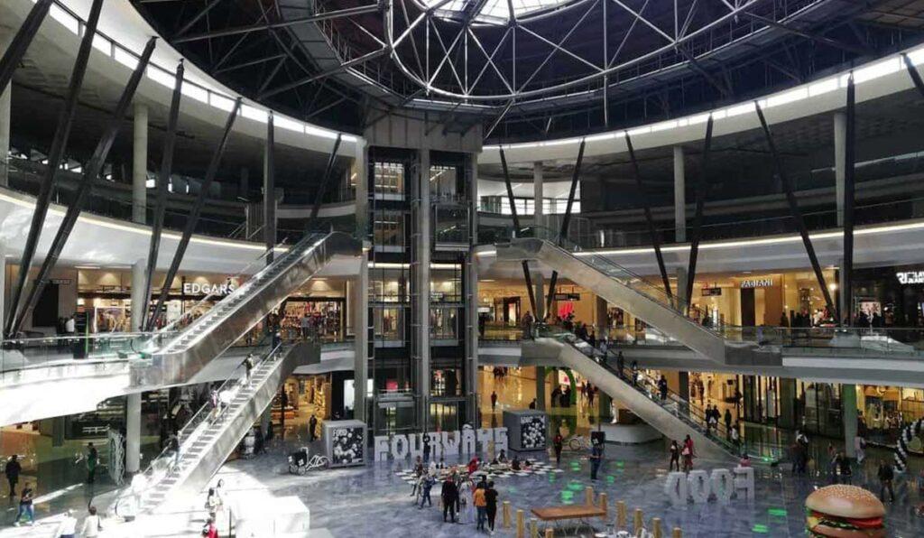 مراکز خرید ژوهانسبورگ