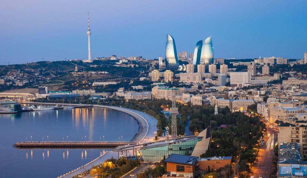 هتلهای باکو
