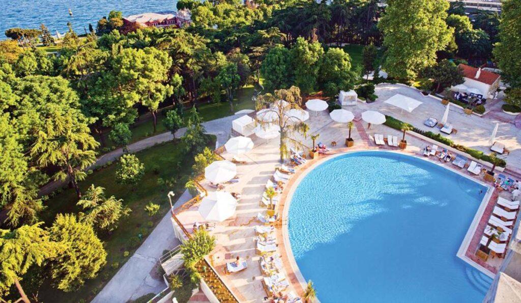 هتل سوئیس د بسفرس استانبول