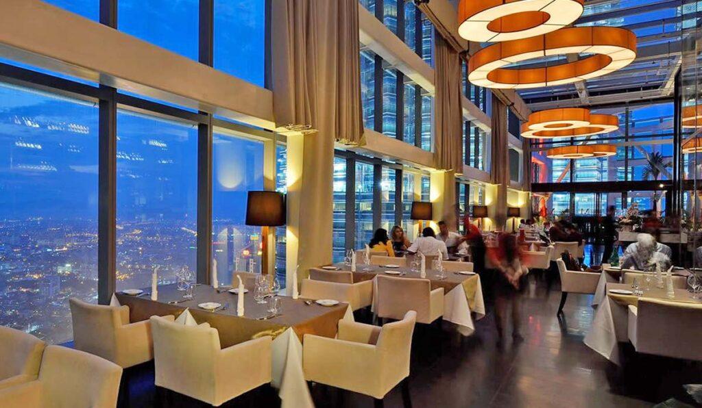 رستورانهای کوالالامپور