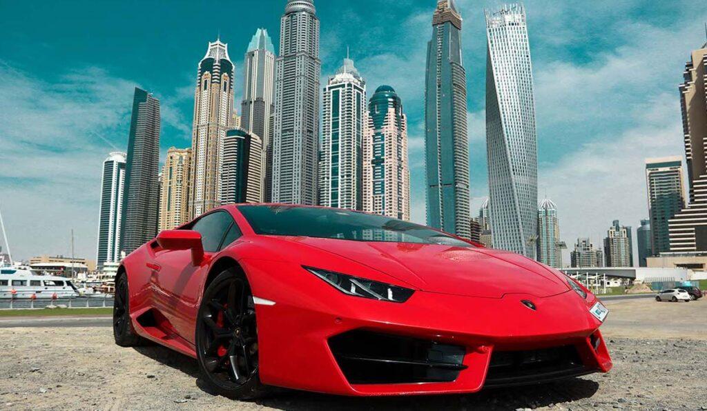 اجاره ماشین در دبی