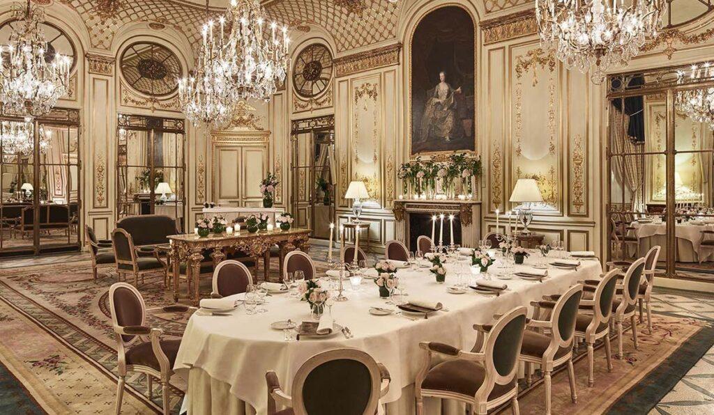 لوکسترین رستورانهای اروپا