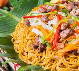غذاهای فیلیپین