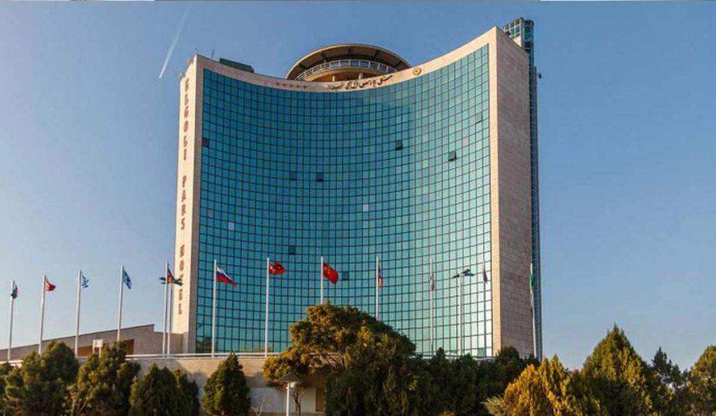 هتلهای تبریز
