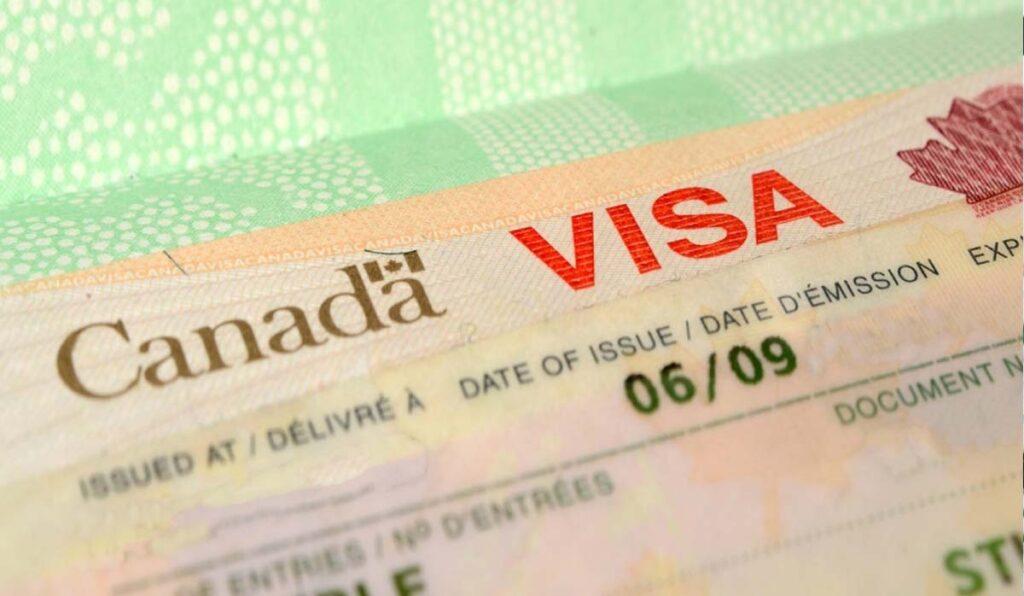 ویزای کانادا