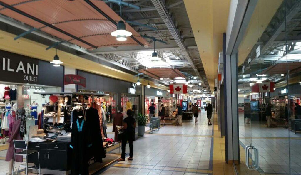 مراکز خرید تورنتو