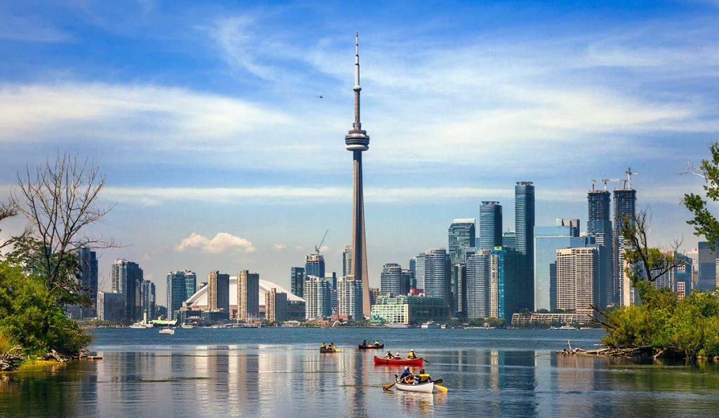 جاذبههای گردشگری تورنتو