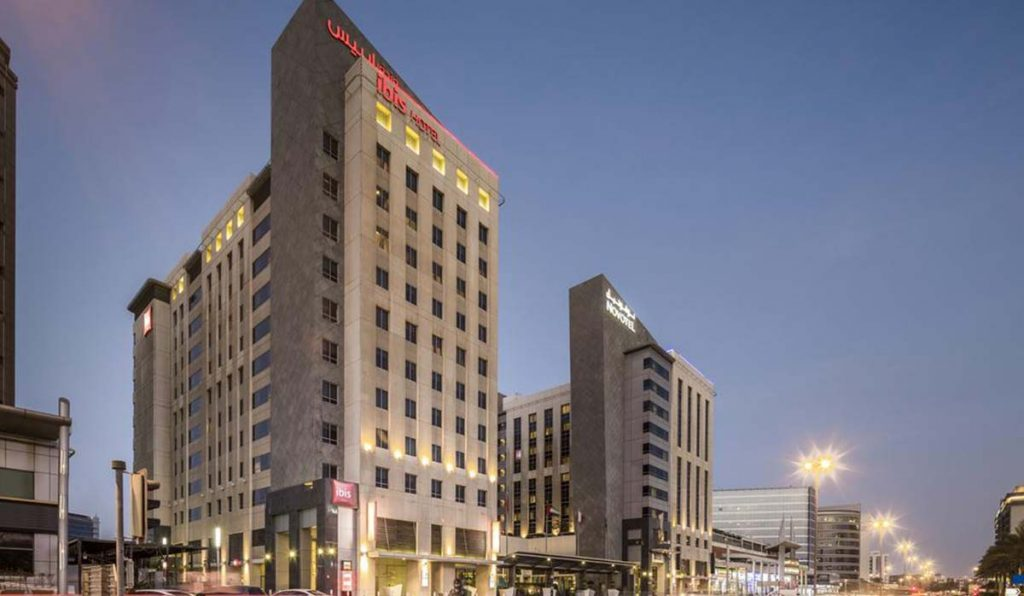 هتلهای 3 ستاره دبی