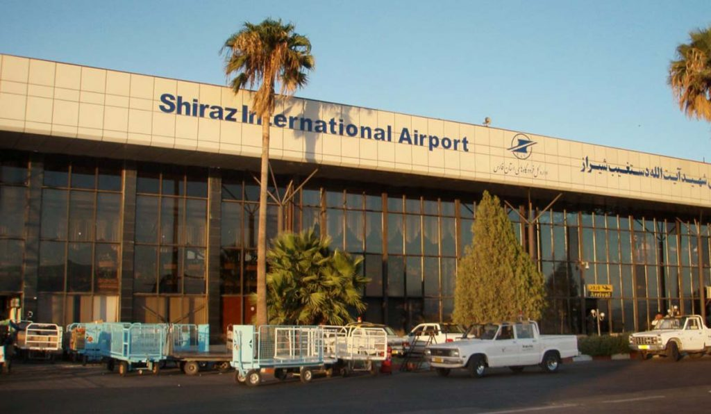 پرواز شیراز شارجه