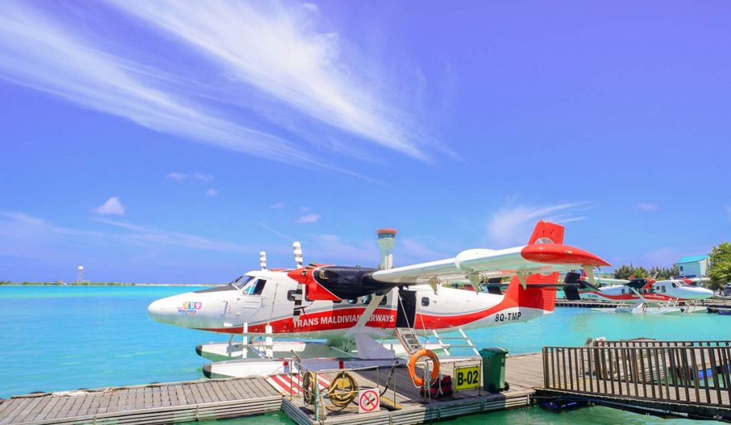 حمل و نقل عمومیدر مالدیو