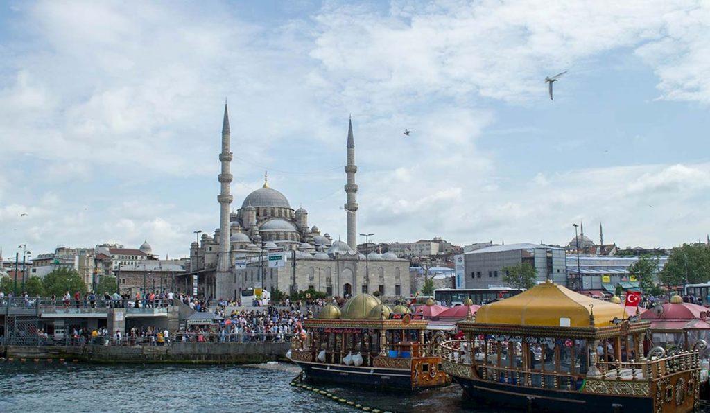قیمت تور استانبول