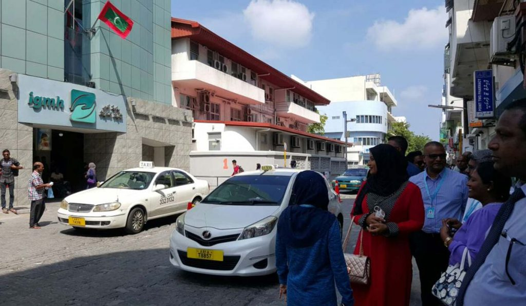 وسایل حمل و نقل عمومی در مالدیو