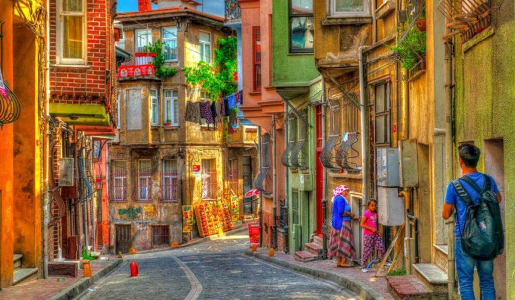 دیدنیترین خیابانهای استانبول