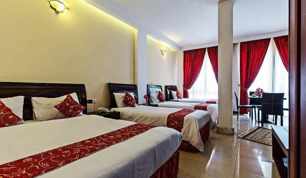 هتلهای 3 ستاره کیش
