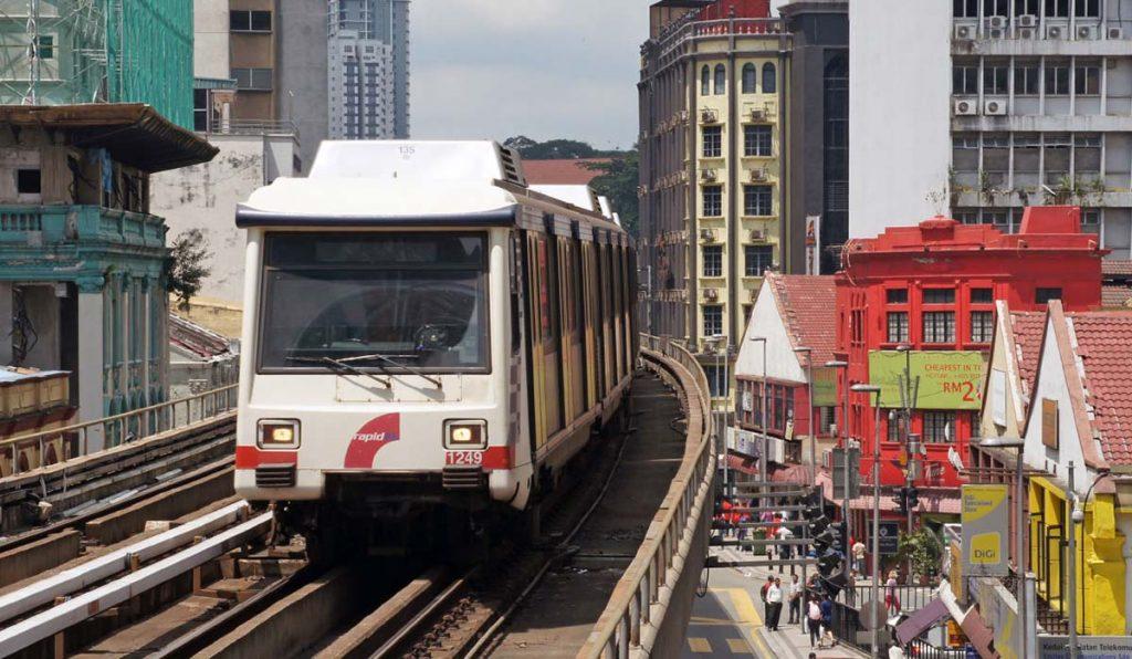 حمل و نقل در مالزی