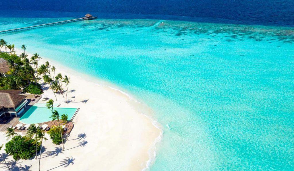 زیباترین سواحل مالدیو