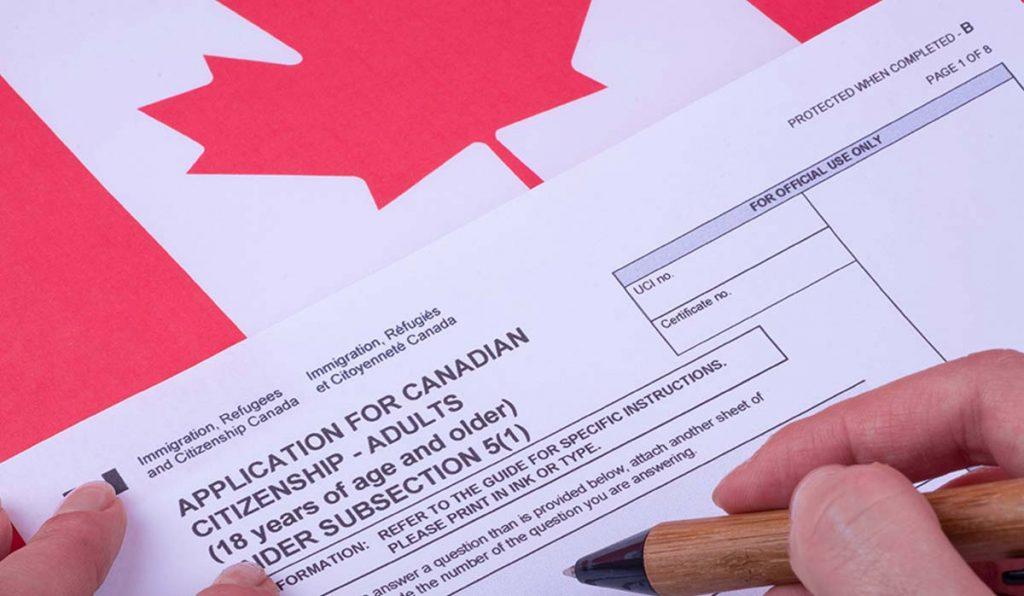 دریافت ویزای کانادا