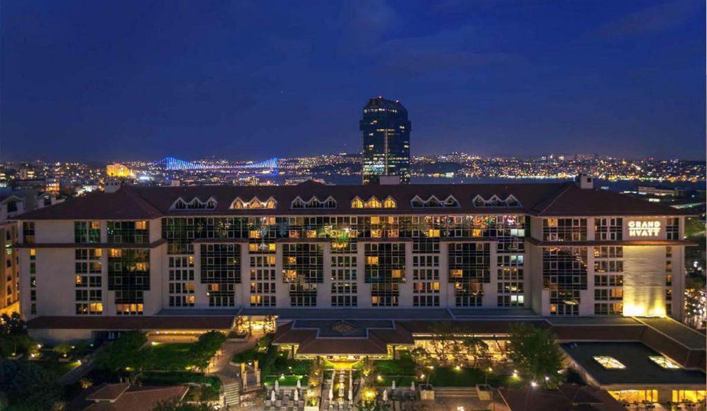 هتلهای میدان تکسیم
