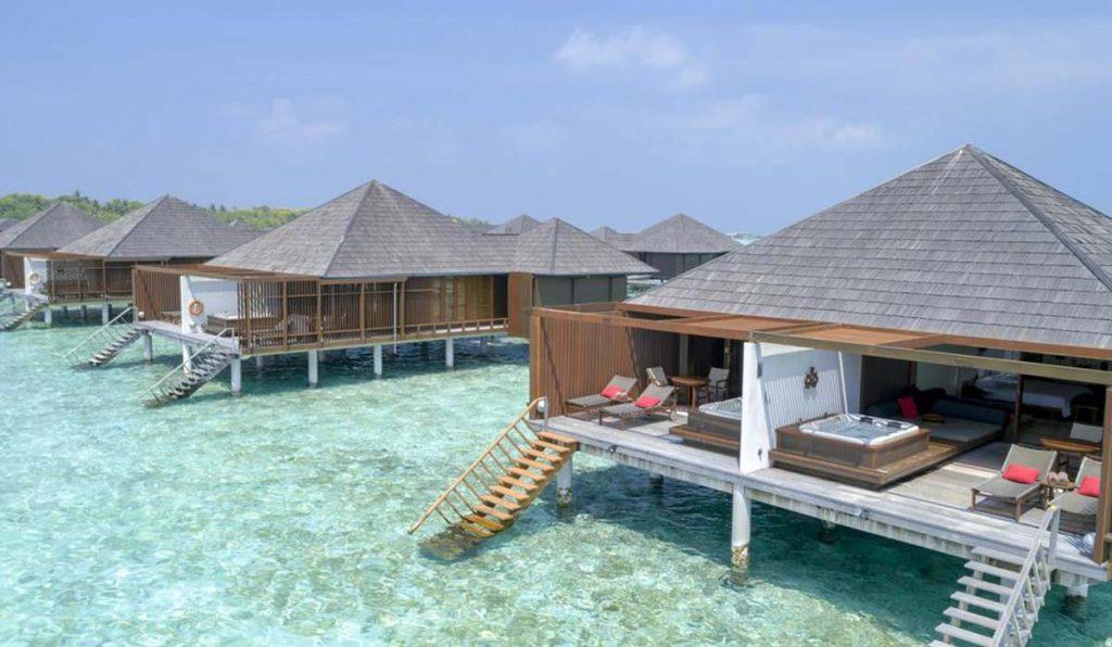 هتل پارادایس آیلند ریزورت مالدیو