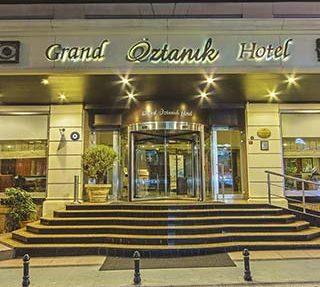 هتل گرند ازکانیک استانبول