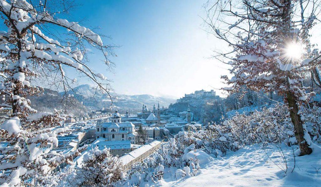 مقاصد زمستانه اروپایی