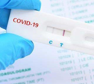 تست PCR در سفر به مالدیو