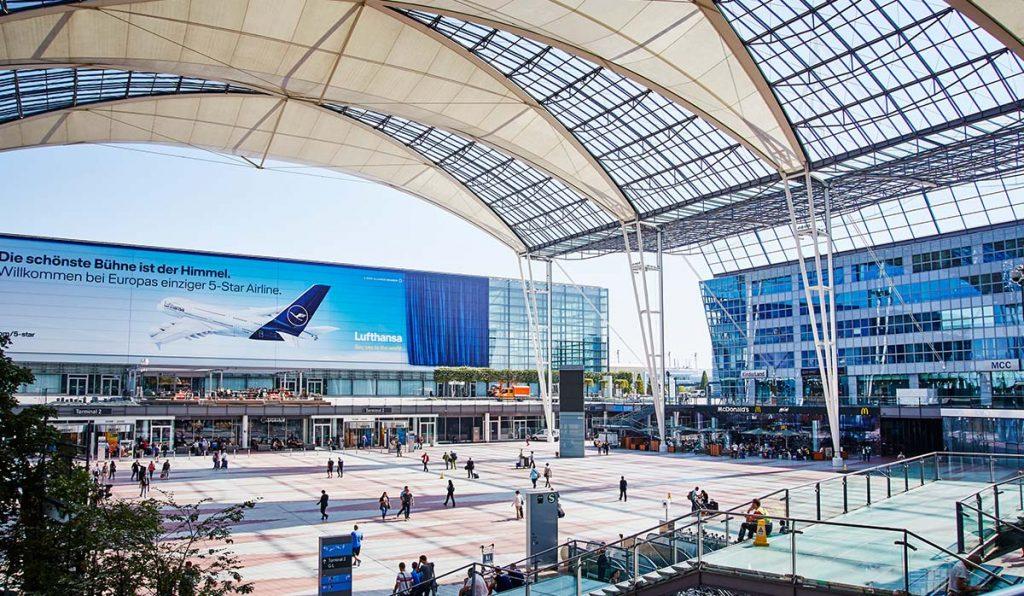 فرودگاههای اروپا
