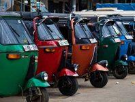 حمل و نقل عمومی در سریلانکا