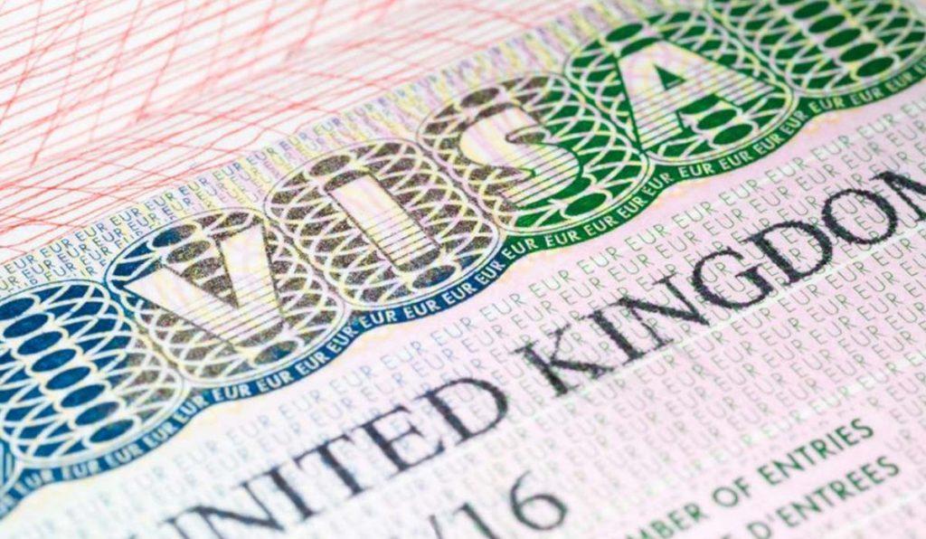 قیمت ویزای انگلیس