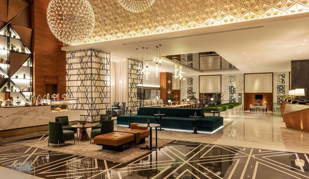 هتل شرایتون دبی 5ستاره