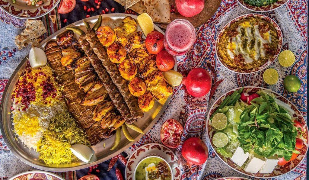 رستوران ایرانی شبستان