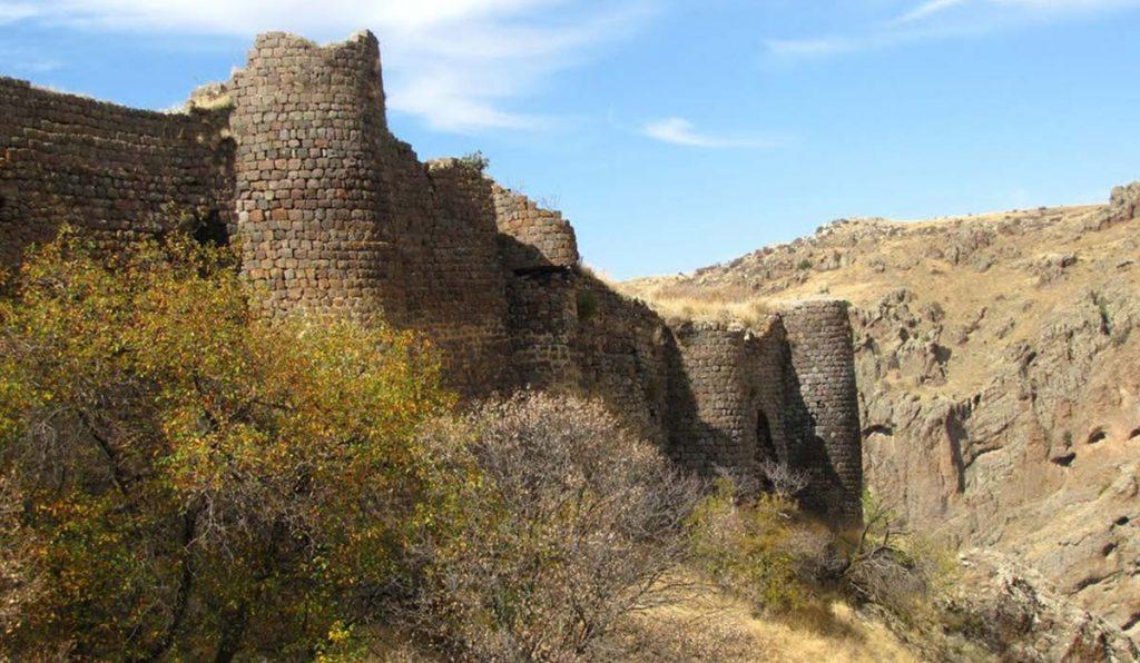 کوههای ارمنستان