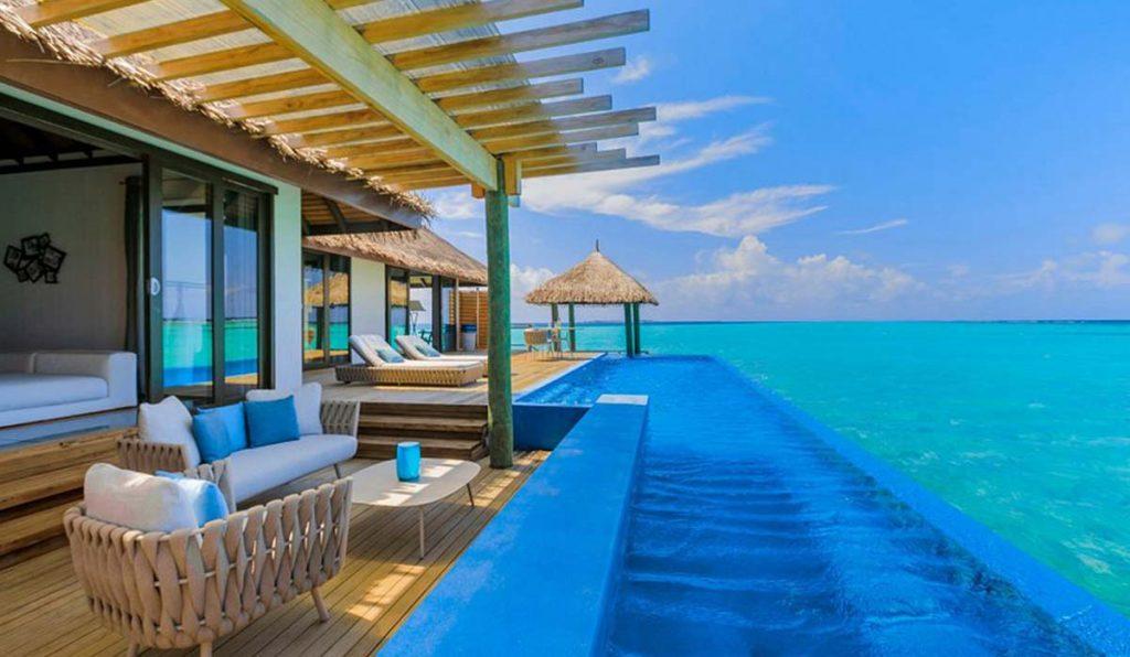 بهترین هتلهای مالدیو