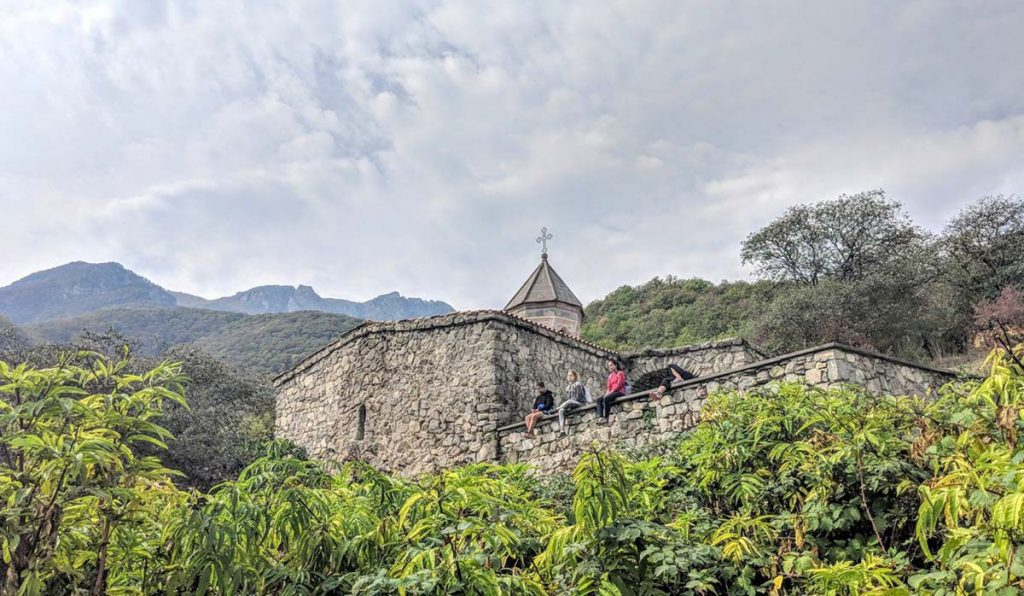 قلعههای ارمنستان