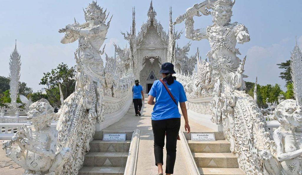 مقاصد تور تایلند