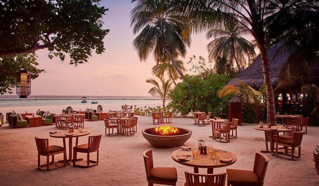 رستورانهای مالدیو