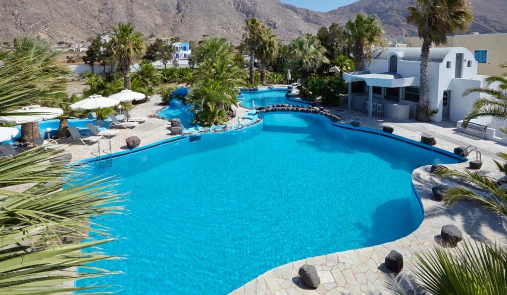 بهترین هتلهای یونان