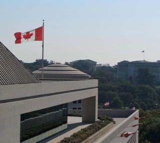 وقت انگشت نگاری کانادا