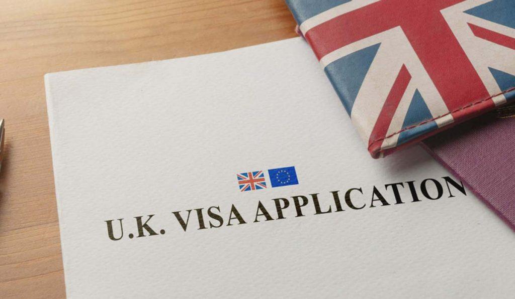 پیگیری جواب ویزای انگلیس