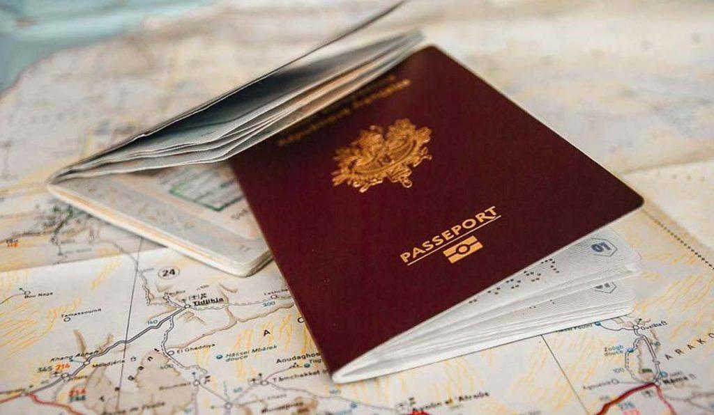 مراحل درخواست ویزای انگلیس