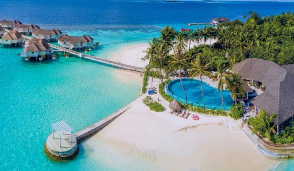 زیباترین جزایر مالدیو