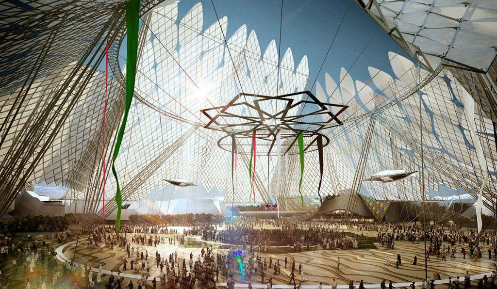 نمایشگاه اکسپو 2021 دبی