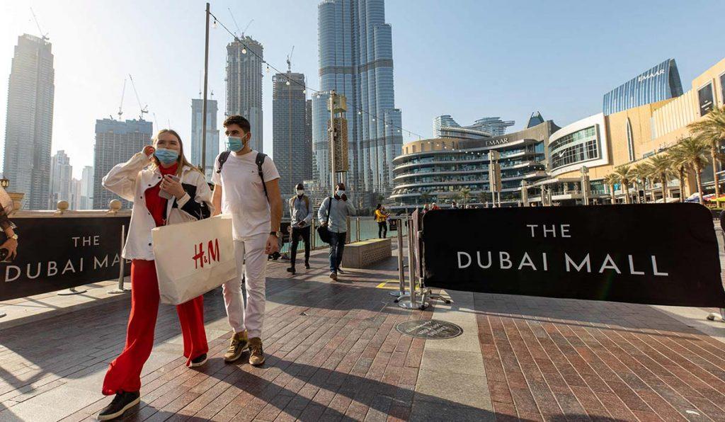 قوانین سفر به دبی