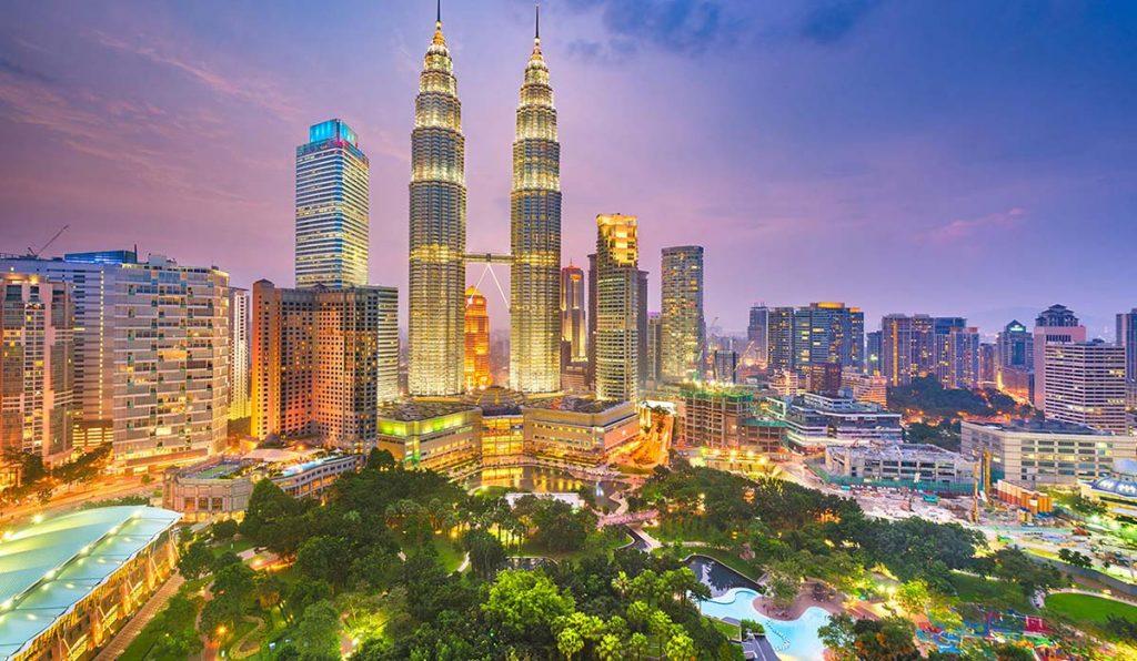 مقاصد گردشگری مالزی