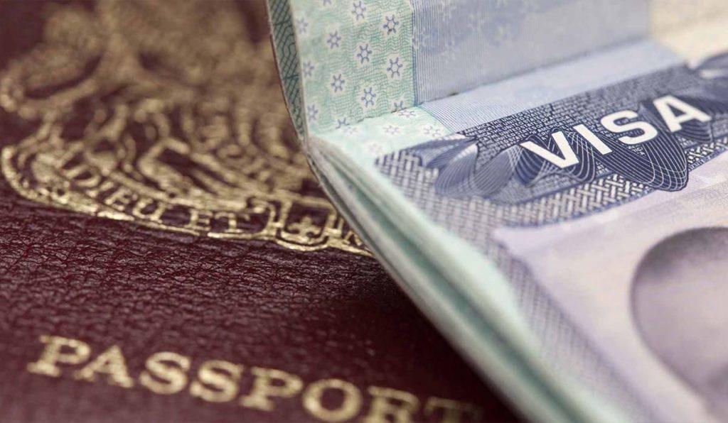 دریافت ویزای انگلیس از دبی