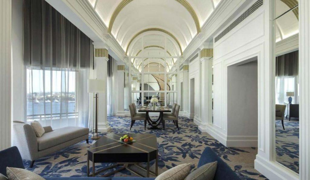 هتل رادیسون بلو کریک ساید دبی
