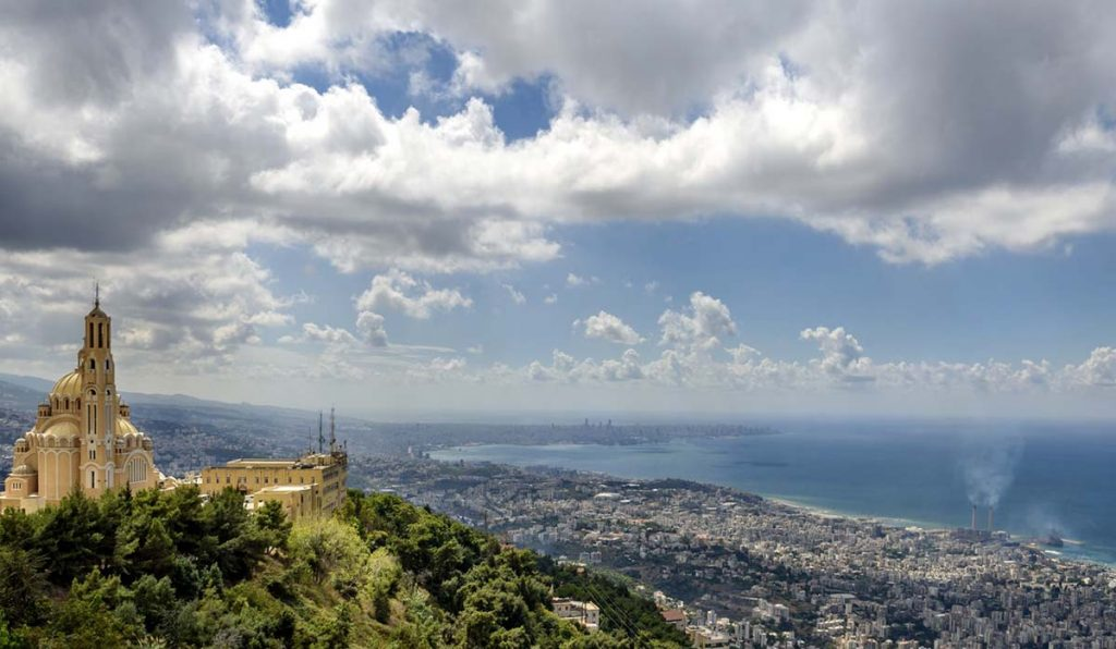 تور لبنان در دوره کرونا