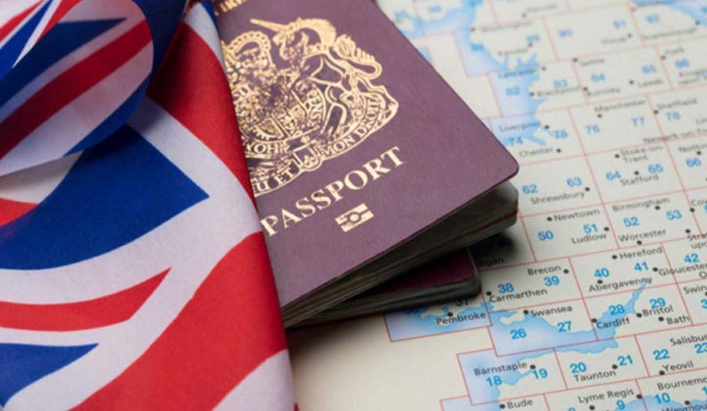 دریافت ویزای انگلیس از ترکیه