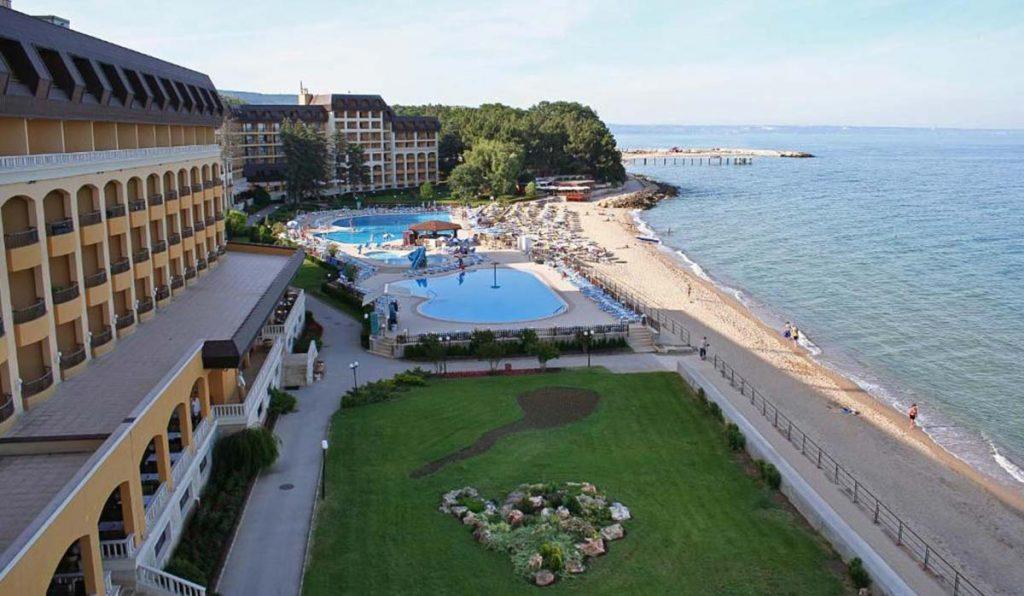 بهترین هتلهای وارنا