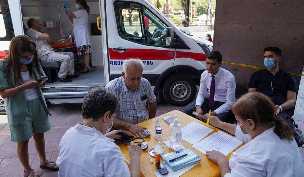 ارمنستان مدت اقامت گردشگران در این کشور را از 10 شب به 6 شب تقلیل داد